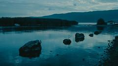 Stone Cold (Zlatko Parmakovski) Tags: cool blue cold lake ohrid struga water cinematic phoneography