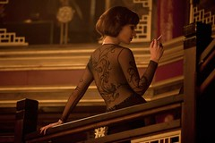 "60,000 crystal-studded Dress in the James Bond film ""Skyfall"" (TrendVogue) Tags: trendvogue net fashion trend vogue style beauty celebrity food health life sex love wedding models mode girl parties ready to wear week designers cat walk"