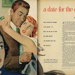 1950 Illustration for Short Story