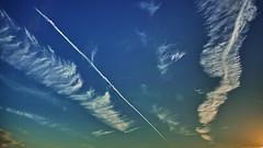 20180819_DP0Q4218-16x9 (NAMARA EXPRESS) Tags: landscape nature sky cloud aerialcloud blue 169 evening sunset summer fine outdoor color toyonaka osaka japan spp spp653 foveon x3 sigma dp0 quattro wide ultrawide superwide namaraexp