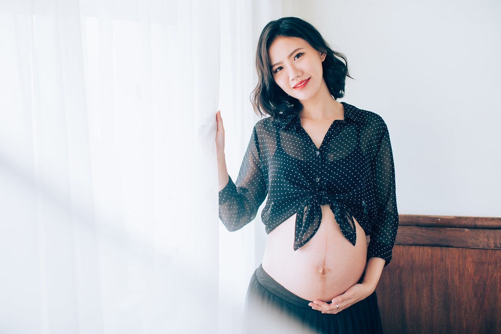 [孕婦寫真] Kate 孕期精選