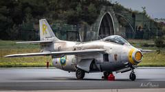 Saab J29 Tunnan (Michał Banach) Tags: canoneos5dmarkiv gdynia gdyniaaerobaltic gdyniaaerobaltic2018 poland polska saabj29tunnan sigma150600f563dgoshsmsports swedishairforcehistoricflight aircraft airplane airshow aviation jet