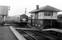NIR 80 Class No.98 entering Ballymena Station (AllyJay2006) Tags: nir 80class no98 ballymena ballymenastation