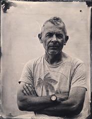 Jacques I (Troisième type) Tags: portrait collodion humide wetplate 180mm busch pressman 4x5 lelabodutroisieme