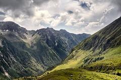 "Path  #15 - ""Le scale di Adamé"" - Italy (Felix_65) Tags: lascalediadamè landscape paesaggio italy italia italianvalleys italianlandscape path sentiero n15 nikond5100 afsdxnikkor18105mmf3556gedvr clouds nuvole vallecamonica"