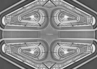 Treppenhaus Quadrofonie