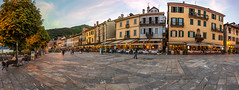 Lago Maggiore 2018 (karlheinz klingbeil) Tags: dämmerung platz gebäude haushouse italia abend stadt city italien panorama evening italy dusk cannobio provinzverbanocusioossola it