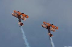 DSC_3679 (hype57) Tags: bournemouthairshow nikon d90 plane aircraft jet smoke sky flying display airdisplay sigma 150500 wingwalkers aerosuperbatics wingwalking theflyingcircus