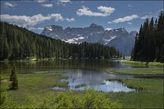 MISURINA 2F (BAUWENS RENE) Tags: misurina lake meer see lagodimisurina dolomiti dolomiten dolomieten italy italia italien italie d750 nikon