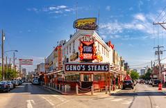 Geno's Steaks (Eridony (Instagram: eridony_prime)) Tags: philadelphia philadelphiacounty pennsylvania southphiladelphia passyunksquare restaurant