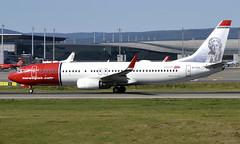Norwegian EI-FHY, OSL ENGM Gardermoen (Inger Bjørndal Foss) Tags: eifhy norwegian boeing 737 osl engm gardermoen