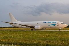 ASL Airlines Belgium OE-IAY (U. Heinze) Tags: aircraft airlines airways airplane haj hannoverlangenhagenairporthaj eddv nikon flugzeug planespotting plane