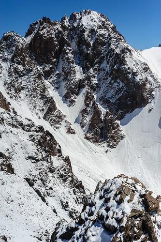 The Manshuk Mametovoy Peak ©  deletio