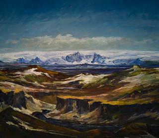 Sveinn Thorarinsson - Untitled at Reykjavík Art Museum Kjarvalsstaðir Reykjavik Iceland