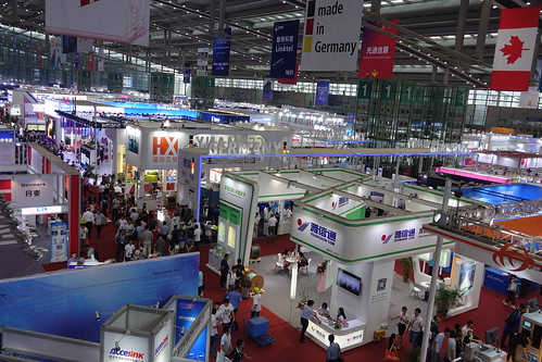 CIOE Exhibition 2018 (14)