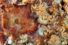 Agate (arbyreed) Tags: arbyreed rock agate stone utahagate close closeup colorful explore