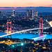 _DSC2013 - The Bosphorus Bridge skyline
