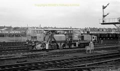 Falkland Yard early 80's c640 (Ernies Railway Archive) Tags: ayr falklandyard gswr lms scotrail