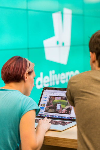 Convey Design Community for Transport Meetup @ Deliveroo: Delivering Design that Scales