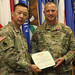 Gillis takes command of 329th RSG