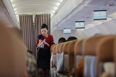 465A9908.JPG (Bayaer) Tags: attendant airhostess flightattendant stewardess 空姐