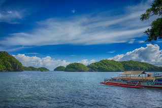 Hundred islands , Philippines