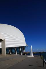 WA Maritime Museum (Paul Threlfall) Tags: wa wamaritimemuseum sky fremantle perth westernaustralia architecture