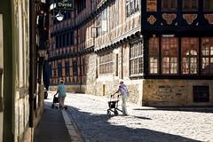 Late Summer (r.wacknitz) Tags: goslar altstadt sommer licht architektur fachwerk harz niedersachsen nikond3400 spaziergang nikkor