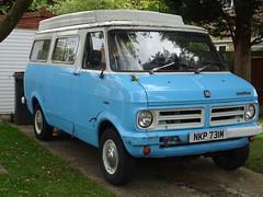 1973 Bedford CF Camper Van (Neil's classics) Tags: vehicle 1973 bedford cf camper van camping motorhome autosleeper motorcaravan rv caravanette kombi mobilehome dormobile