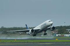 IMGP5754_F-WMIL_PIK (ClydeSights) Tags: 351 a3501041 a35k airbus airbusa3501000 airbusindustries airport egpk fwmil glasgowprestwickairport pik cn59 crosswindtests