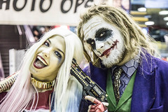 august 2016 wizard world comic con (timp37) Tags: rosemont chicago illinois august 2016 wizard world comic con cosplayers joker harley quinn