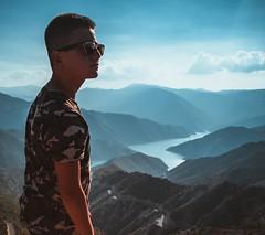 Blendi (aligafuri) Tags: mountains landscape lake jesen macedonia huawei leica photography hello