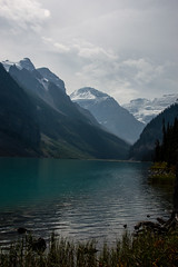 Lake Louise. (marcella.cavelli) Tags: canada britishcolumbia alberta squamish whistler banff jasper clearwater sky falls tree hike hiking trail trip snow lake wood ab bc
