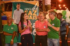 Visitas e reunião com prefeito Jairo em Iracema !5-09-2108-35 (romerojuca156) Tags: iracema prefeitojairo reunião rua