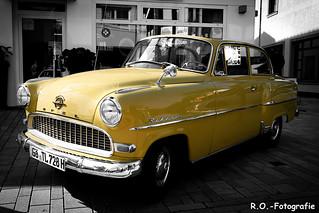 Opel Rekord - Colorkey