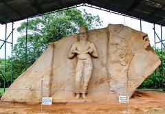 2012 10 012_Polonnaruwa (artem.kuznetsov80) Tags: architecture polonnaruwa sightseeing statue