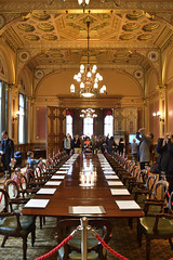 Foreign & Commonwealth Office - Locarno Dining Room (philk_56) Tags: london foreign commonwealth office whitehall locarno suite dining room table building open house