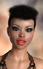 Ji again (foto_morgana) Tags: 3drendering 3dcharacters 3dhumanmodels 3dmodeling computergeneratedimagery unbiasedgprendering nvidiairayengine render rendering 3dimensionalart dazstudio50 3dsoftware photorealisticimagery on1photoraw2018 cgi imagery digitalart illusions personality character physiognomy portrait portraiture headshot fullfaceview virtualart virtualworld virtualwoman asianwoman girl cutegirl prettygirl topmodel supermodel face lady stunningbeauty sultrygirl bombshell gorgeousgirl exoticbeauty stare eyelevelview attractivegirl sensual curls hairstyle bigeyes sultryeyes photoshoot amazingmodel talent mannequin posing redlips makeup bighugelips