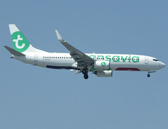 F-HTVH, Boeing 737-8K2(WL), 62163-6826, Transavia France, ORY/LFPO 2018-05-05, short finals to runway 06/24. (alaindurandpatrick) Tags: fhtvh 621636826 737 737800 738 737nextgen boeing boeing737 boeing737800 boeing737nextgen jetliners airliners to tvf francesoleil transavia transaviafrance airlines ory lfpo parisorly airports aviationphotography