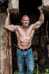 Shooting Latmar (juin 2018) (Vision Factory) Tags: fitness physique male muscle homme sport outdoor bodybuilding man masculin