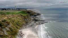 Paragligind Photo Shoot. Equihen plage.