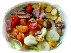Crudités de saison (eva Landes) Tags: yummy crudités vegetables légumes food
