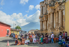 Guatemala-1-13 (Michael Yule - I Can See For Miles) Tags: guatemala centralamerica latinamerica travel tourism tours tourist outdoors buildings people market sellers traders buyers customers landscape colourful 18105mmlens nikond7100