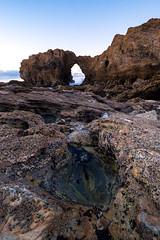 Mini Pool at Cameo Shores (RyanLunaPhotography) Tags: cdm california fuji fujifilm newportbeach ocean orangecounty socal southerncalifornia xt2 beach landscape seascape