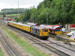 73962 - Peak Forest 27082018 (SFTimperley) Tags: peakforest class73 gbfr