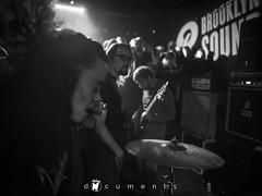 Lightning Bolt -10 (Foto:Mikey) Tags: lightningbolt bodega nottingham gigphotography lightningboltband brooklynsounds noiserock blackandwhite monochrome brooklynsound drummer singingdrummer lwpdocuments littlewolfparadedocuments