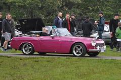 Datsun 1600 (Gearhead Photos) Tags: honda toyota mazda beat prelude civic subaru wrx stii forester brz nissan pao 240z 260z 280z 370z skyline 510 all japanese car meet north vancouver bc canada