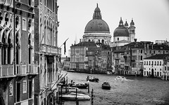 What to Do? (ProPeak Photography - Thanks for 900,000 views!) Tags: architecture bw basilicaofsaintmaryofhealth belltower boats buildings campaniledisangiorgiomaggiore canal cityscape dome europe famousplace flag grandcanal iconic internationallandmark italy monochrome people puntadelladogana santamariadellasalute texture touristattraction traveldestination travelandtourism unescoworldheritagesite virginmary water hccity