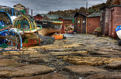 Pettycur 28 August 2018 00129.jpg (JamesPDeans.co.uk) Tags: hut landscape wooden fishingboats northsea firthofforth pettycur unitedkingdom fife fishing britain lobsterpots wwwjamespdeanscouk landscapeforwalls europe uk digitaldownloadsforlicence woodenbuildings forthemanwhohaseverything gb greatbritain transporttransportinfrastructure ky162 sea objects fishingboatregistrations scotland kirkcaldyky hdr outbuildings huts camera architecture printsforsale fishingindustry coast shore jamespdeansphotography