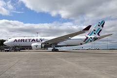 A7-ACC / EI-GGO A330-202  Air Italy (n707pm) Tags: a7acc eiggo airbus a330 330 airport airline aircraft airplane dub collinstown ireland eidw airitaly iac painting 02092018 cn511 qatarairways